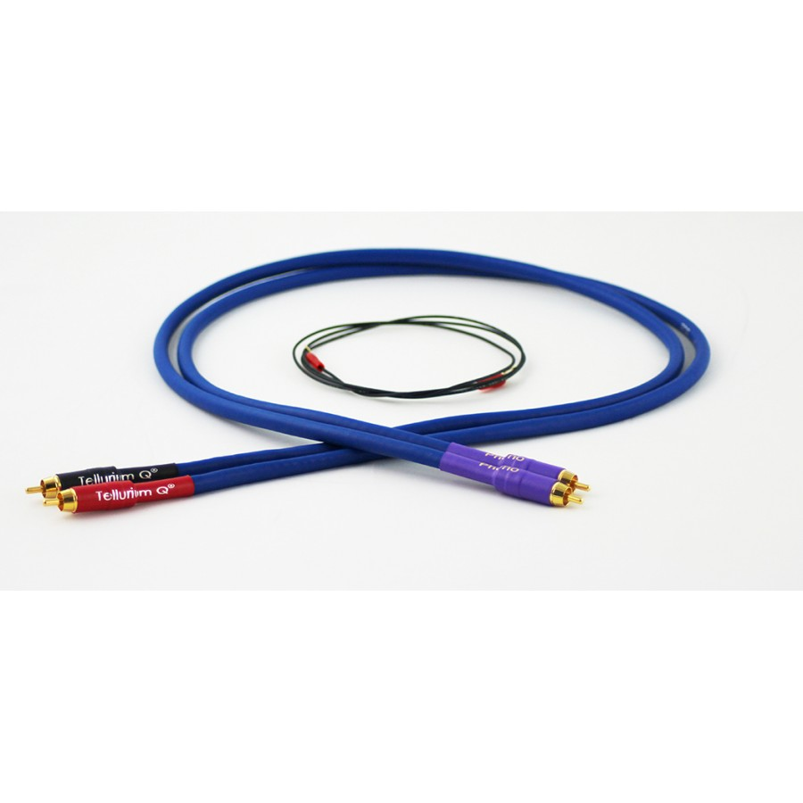 Tellurium Q Blue Phono RCA Cable