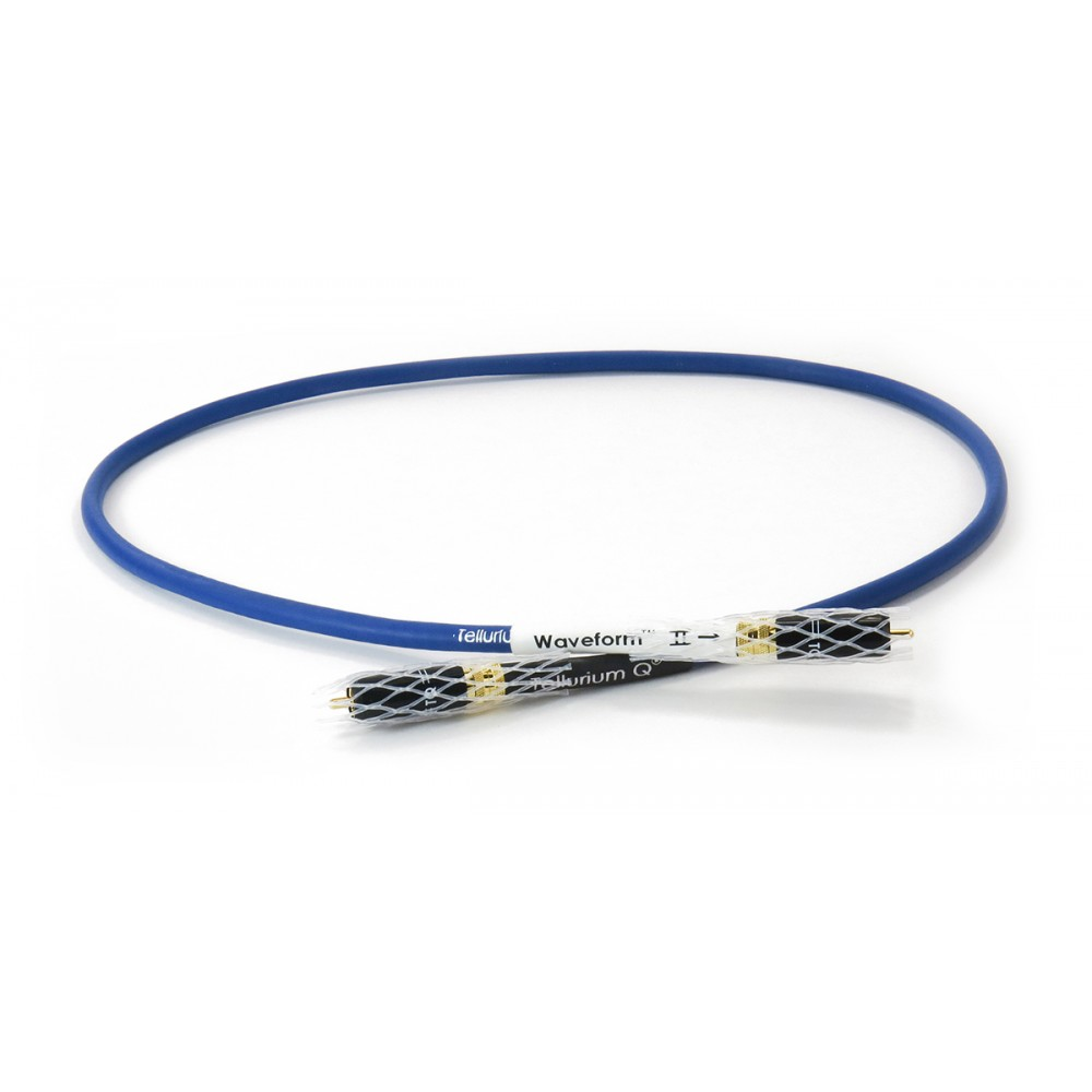 Tellurium Q Blue Digital RCA cable