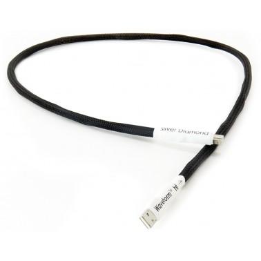 Tellurium Q Silver Diamond Waveform™ hf Digital USB
