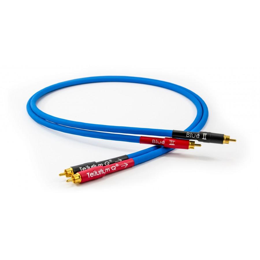 Tellurium Q Blue II RCA cable