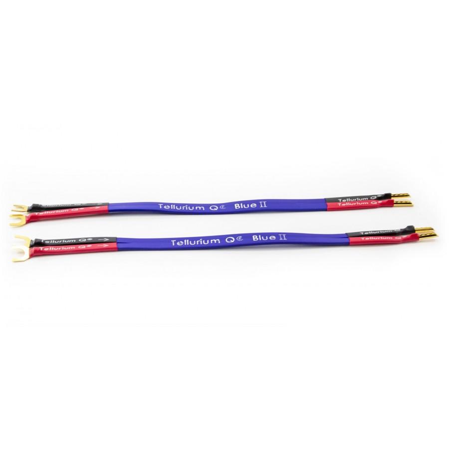 Tellurium Q Blue II Bi-wire/Link