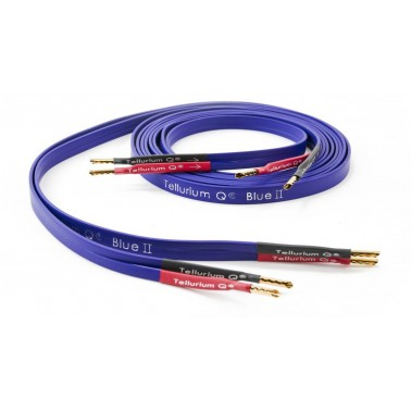 Tellurium Q Blue II Speaker Cable