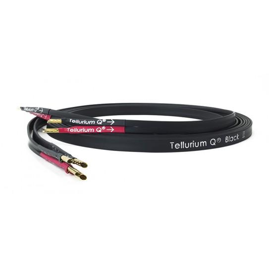 Tellurium Q Black II Speaker Cable 2,5m demo