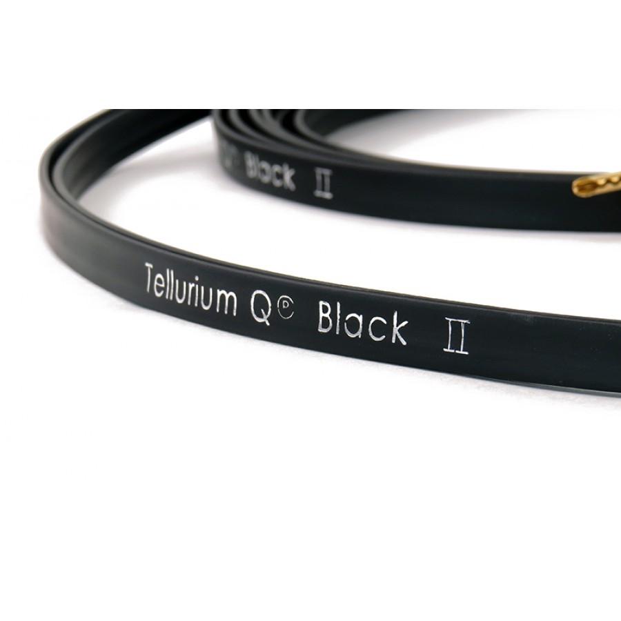 Tellurium Q Black II Speaker Cable
