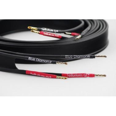 Tellurium Q Blue Diamond Speaker Cable EX DEMO 2m