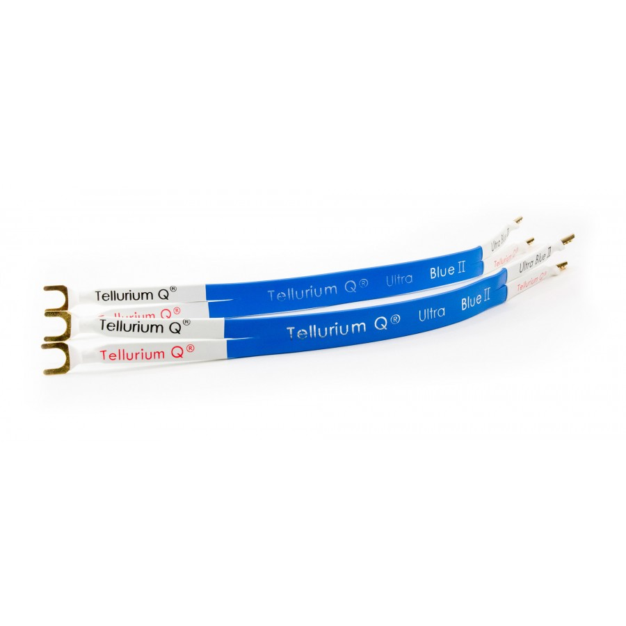 Tellurium Q Ultra Blue II Bi-wire/Link