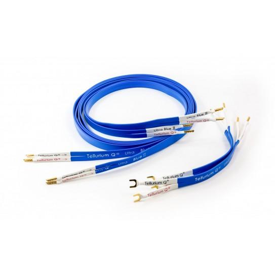 Tellurium Q Ultra Blue II Speaker Cable