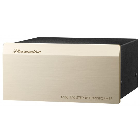 Phasemation Phono step up T-550 NEW