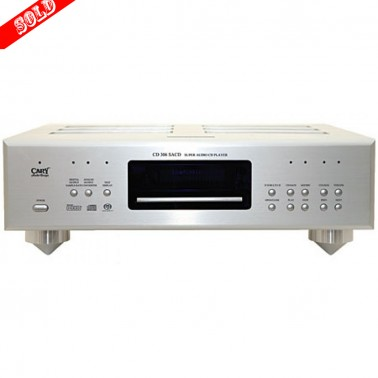 Cary Audio CD 306 SACD Professional Version SACD/CD player