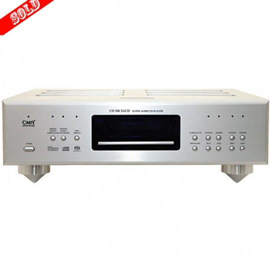 Cary Audio CD 306 SACD Professional Version SACD/CD player