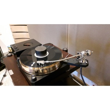 Chameleon Turntable clamp
