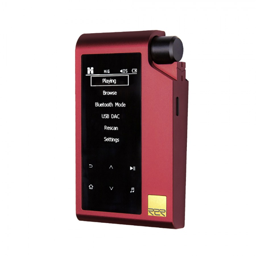 R2R2000 Red HD Streaming Audio Device