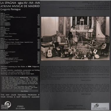 La Spagna xv-xvi-xvii centuries (low serial Number)0404/1000