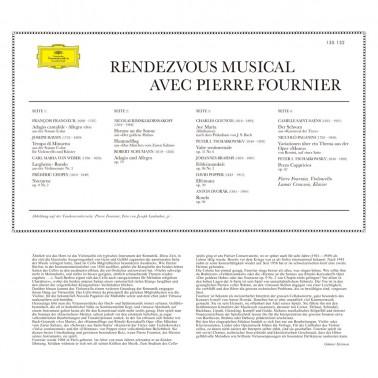 Analogphonic Rendezvous Musical avec Pierre Fournier