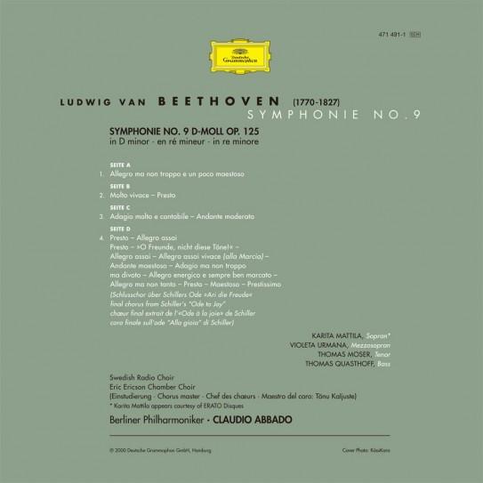 Analogphonic Beethoven - Symphony No.9