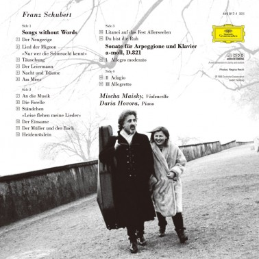 Analogphonic Schubert — Songs without Words