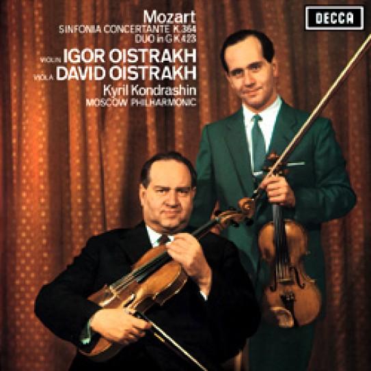 Mozart: Sinfonia concertante