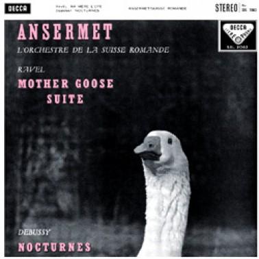 Ravel: Ma Mère l'Oye / Debussy: Nocturnes