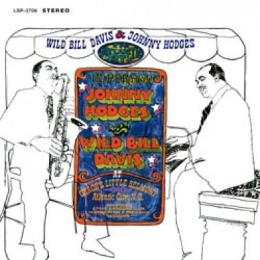 Wild Bill Davis And Johnny Hodges In Atlantic City