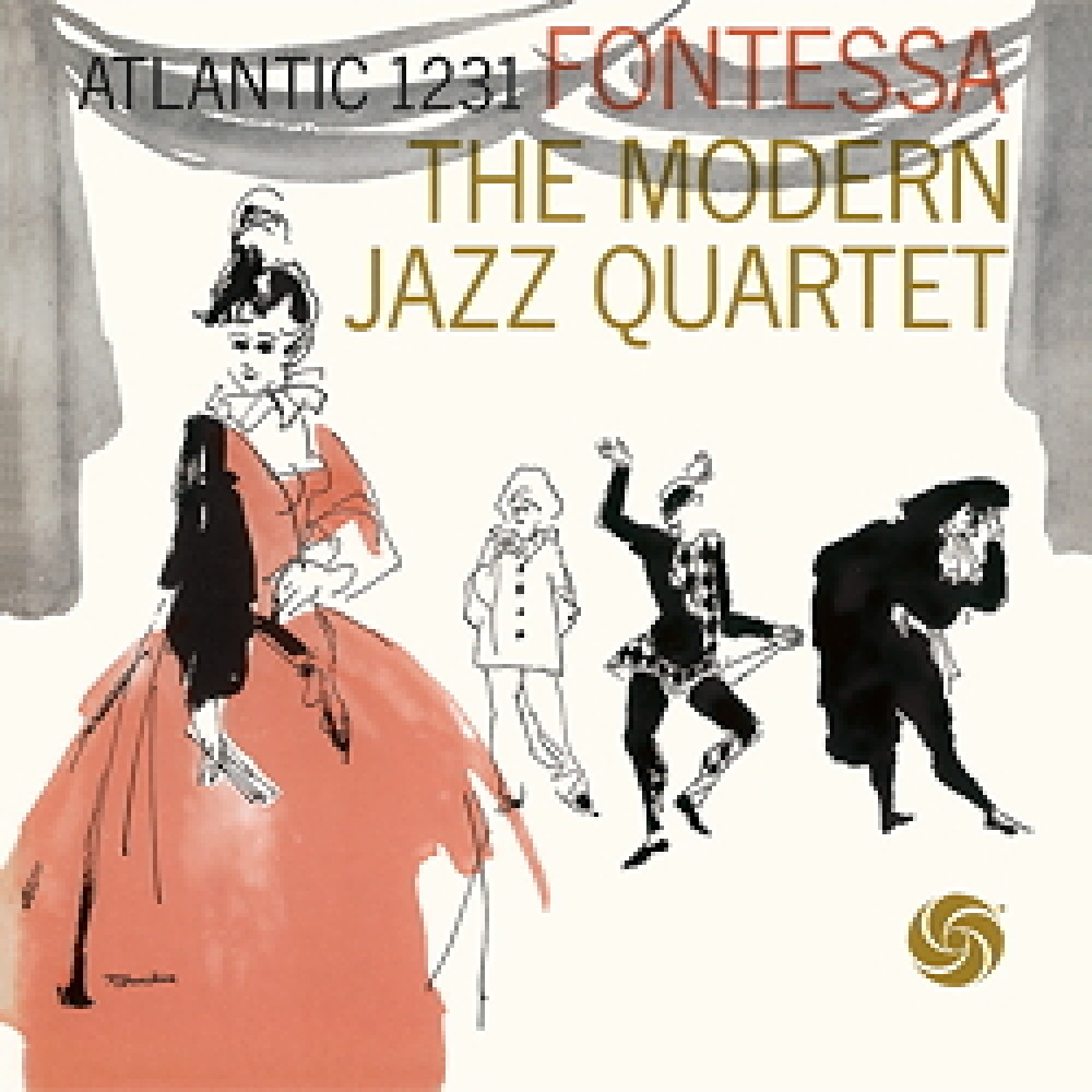 The Modern Jazz Quartet: Fontessa