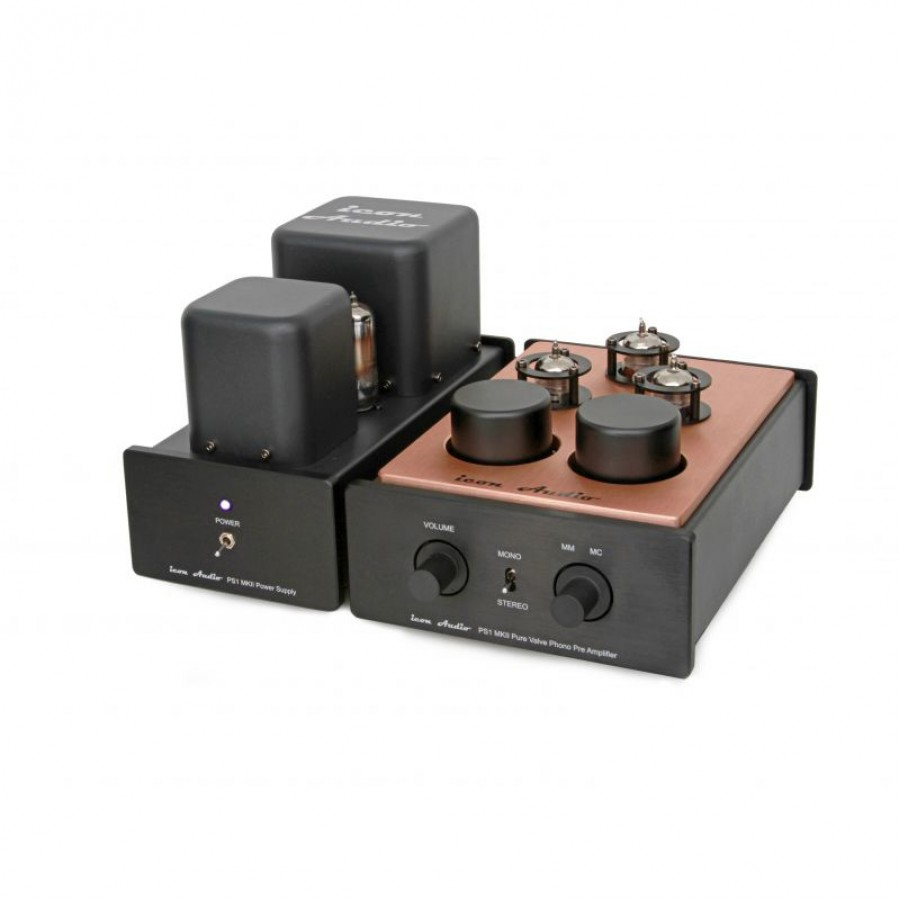 "Icon Audio PS1 MkII ""All Valve"" Phono Stage"