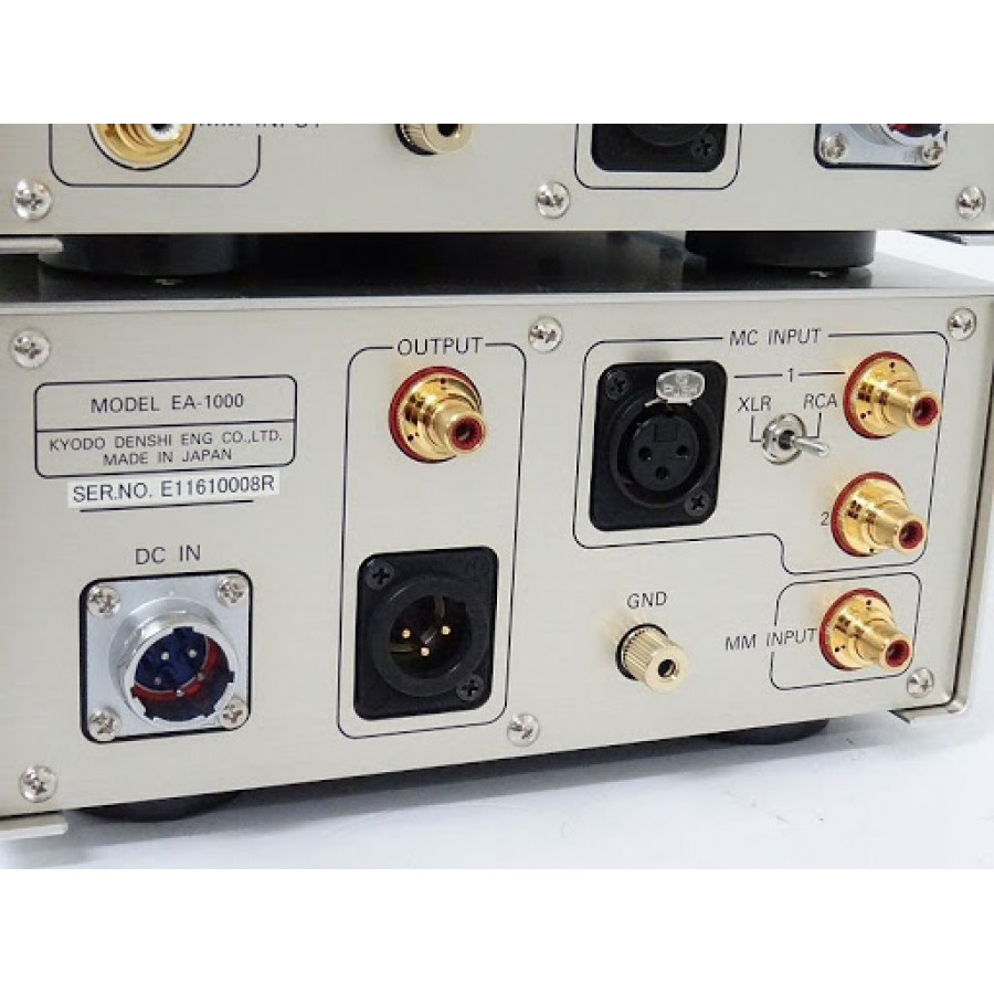 Phasemation Phono Amplifier EA-1000 / EA-1000G