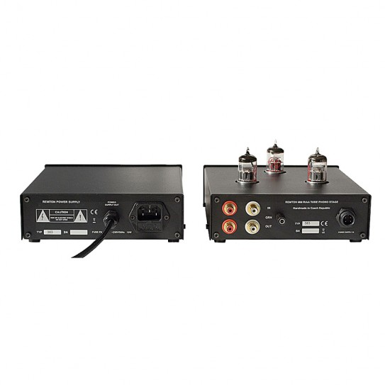 Remton 383 tube phono stage