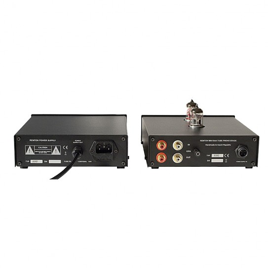 Remton 8382 tube phono stage
