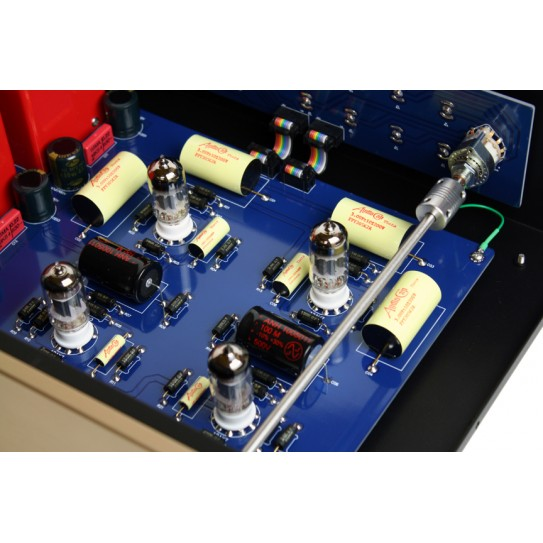 Canary C1800 Two Chassis Preamplifier