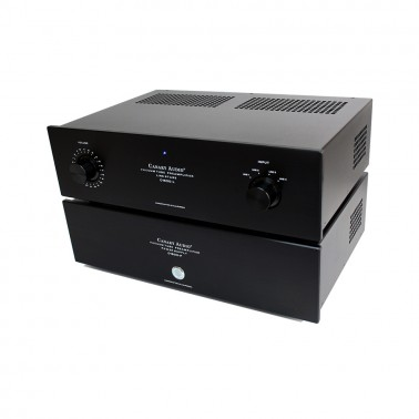 Canary C1600 Two Chassis Preamplifier