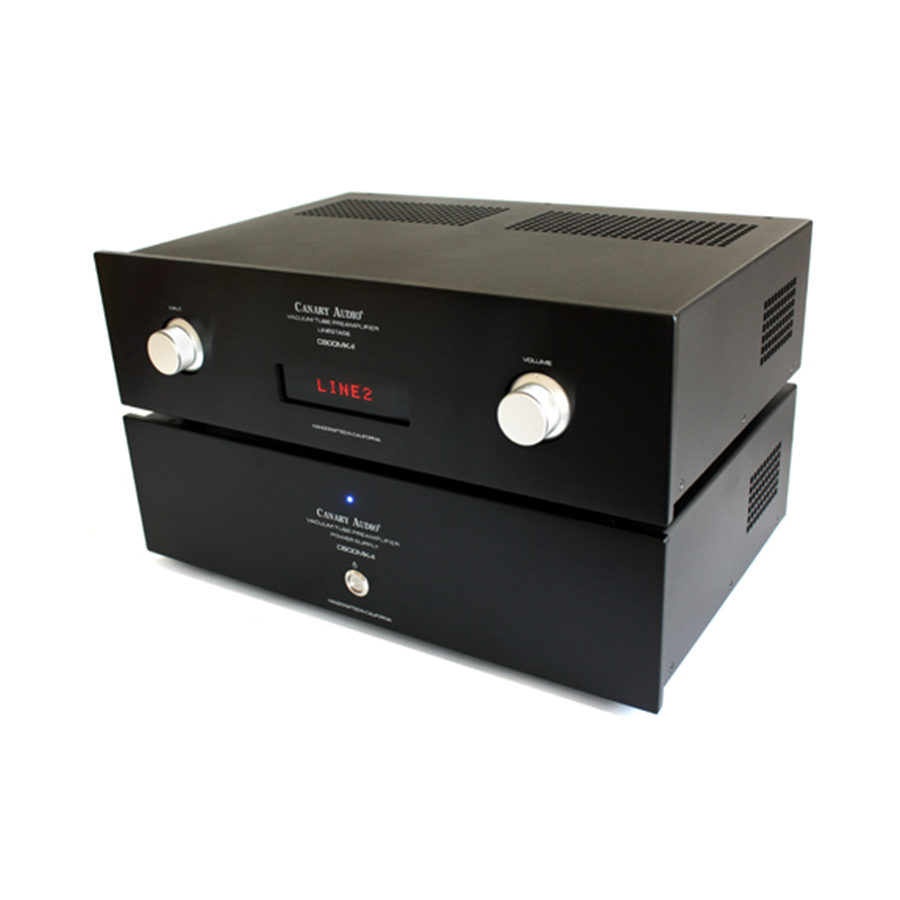 Canary C800MK-II Two Chassis Preamplifier