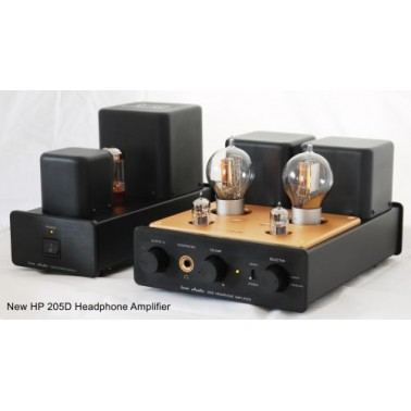 Icon Audio HP 205D Headphone Amplifier - HP 205D