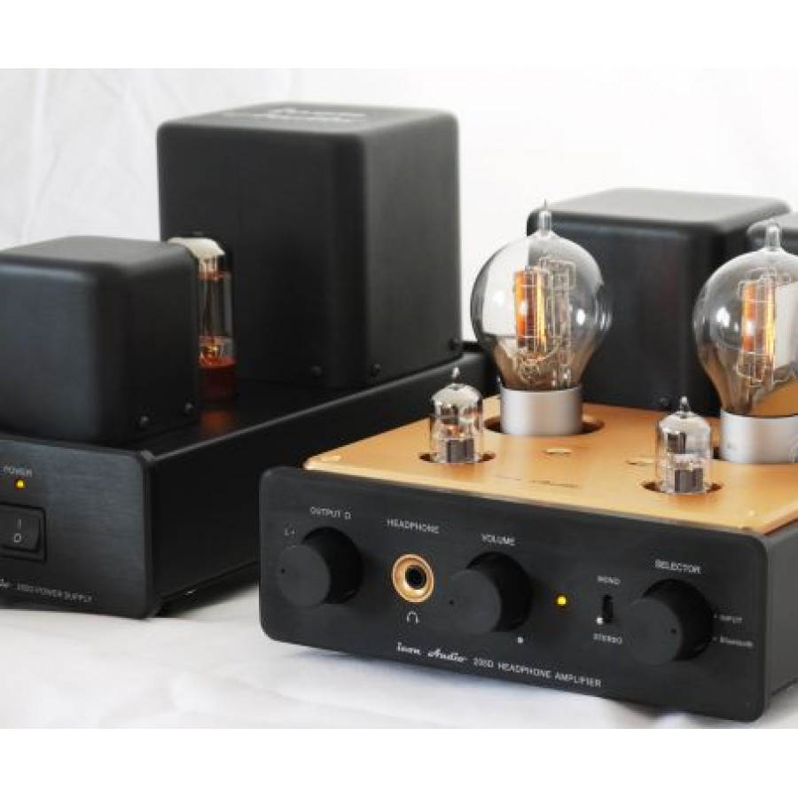 Icon Audio HP 205D Headphone Amplifier - HP 205D