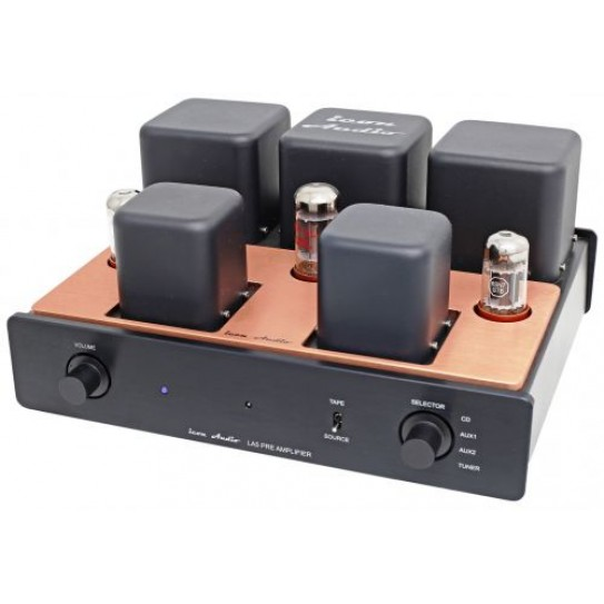 Icon Audio Line Pre-Amplifier with Transformer Output - LA5 TX