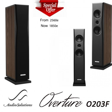 Overture O203F special offer
