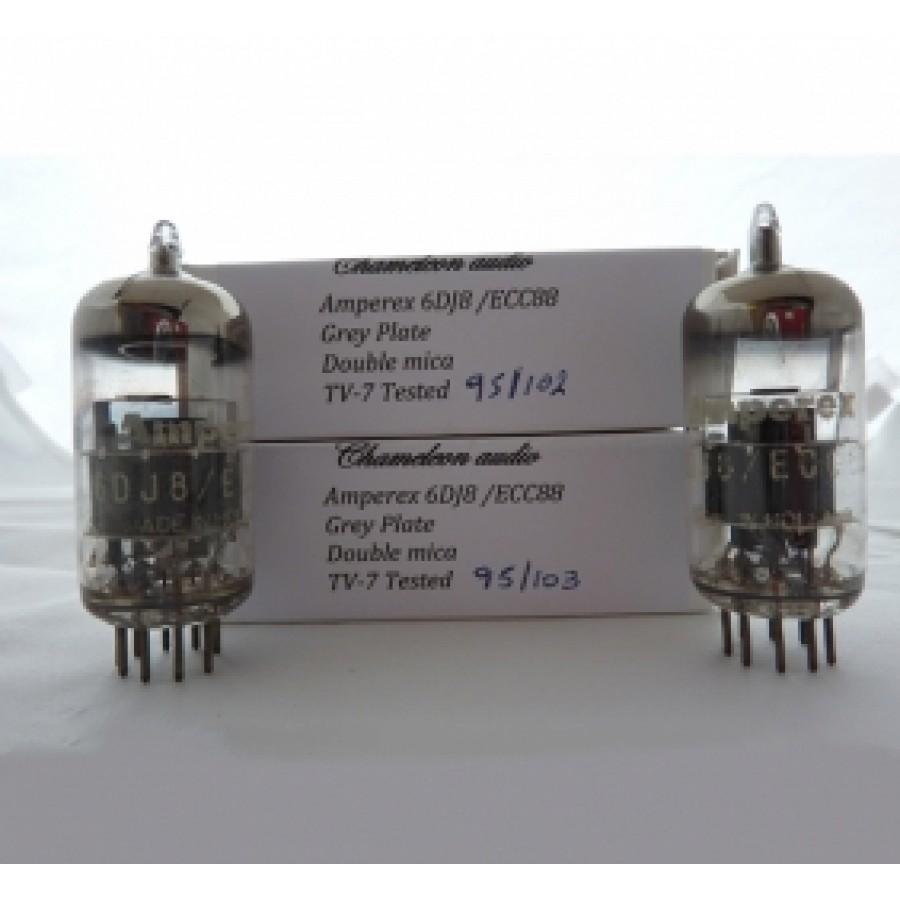 Amperex 6DJ8/ECC88 type