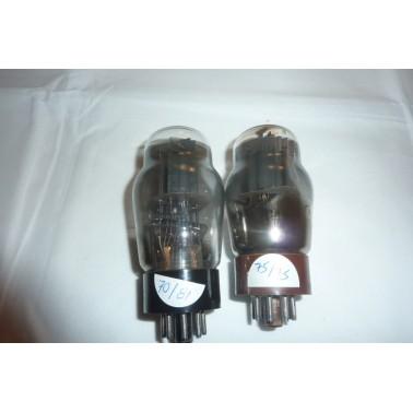 MULLARD ECC32 -CV181 SMOKE GLASS