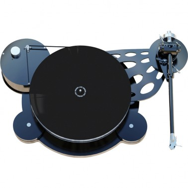 """12"""" Tonearm mounting exchange for standard sub-chassis (Aurora and Calypso)"""