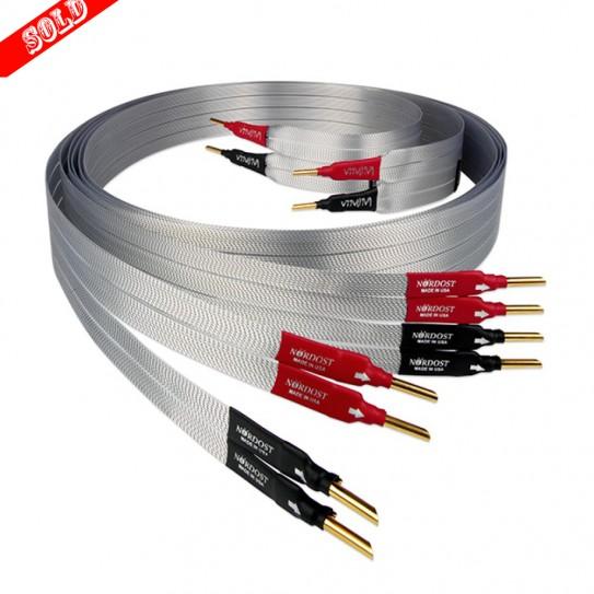 Nordost Valhalla 2.2m pair speaker cables