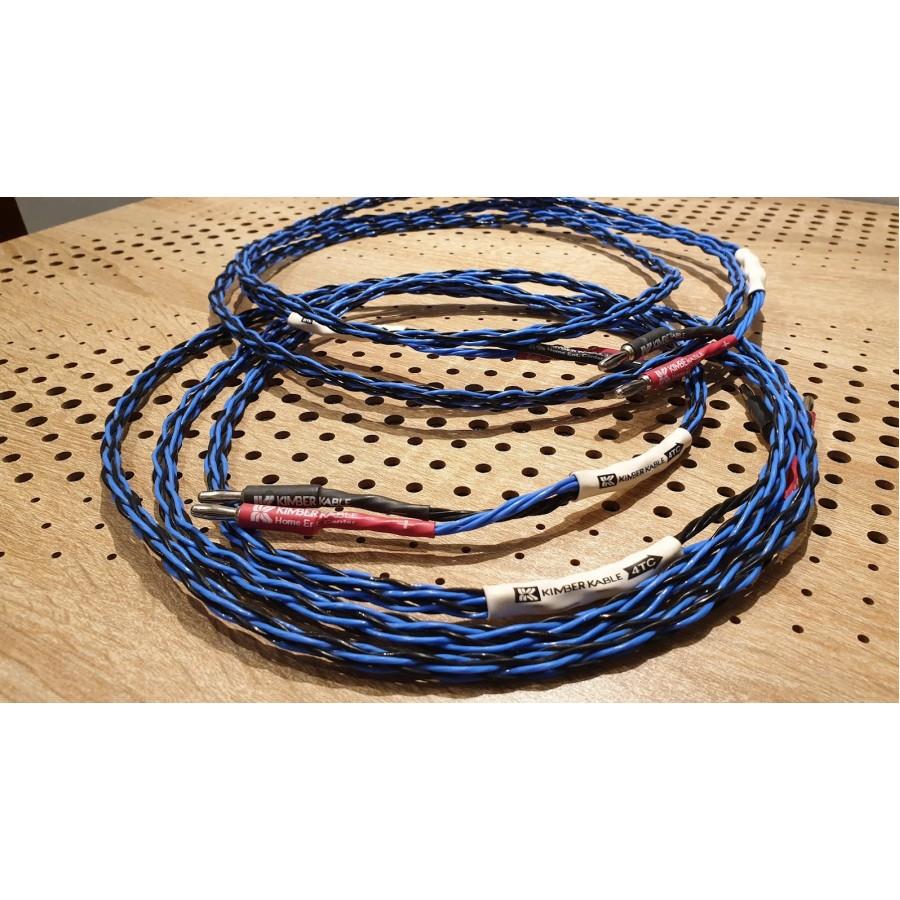 KIMBER 4TC speaker cable 2,25m stereo pair