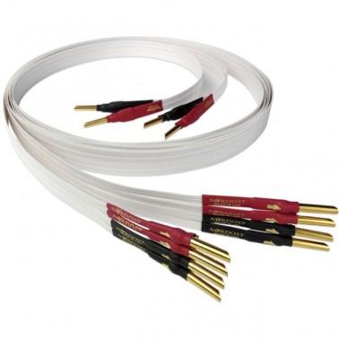 Nordost Flatline speaker cable 4m pair