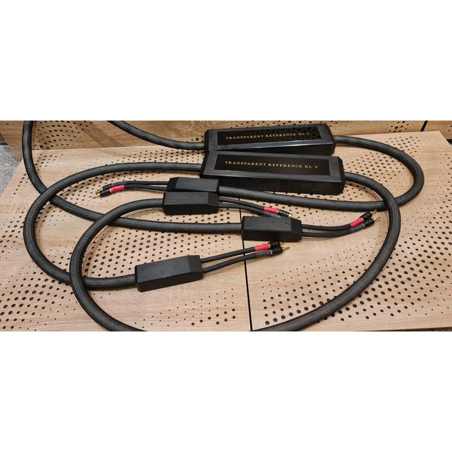 Transparent XL V Speaker cable 3m pair