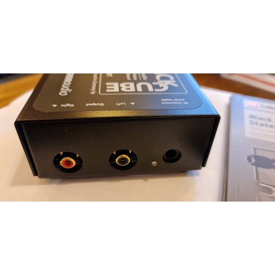 Lehmann Audio Black Cube Statement phono