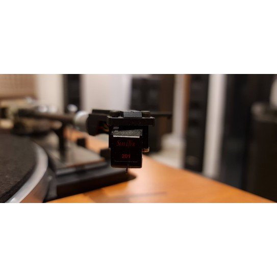 Thorens TD 240 + Shelter 201 cartridge