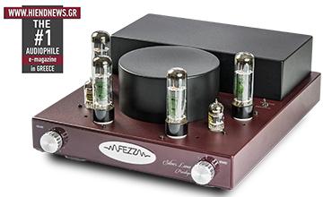 Fezz Audio Silver Luna Prestige Amplifier Lampatos Lyxnies Usa